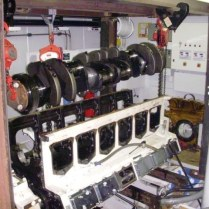49m Lady Michelle engine replacement: Rybovich May 2008